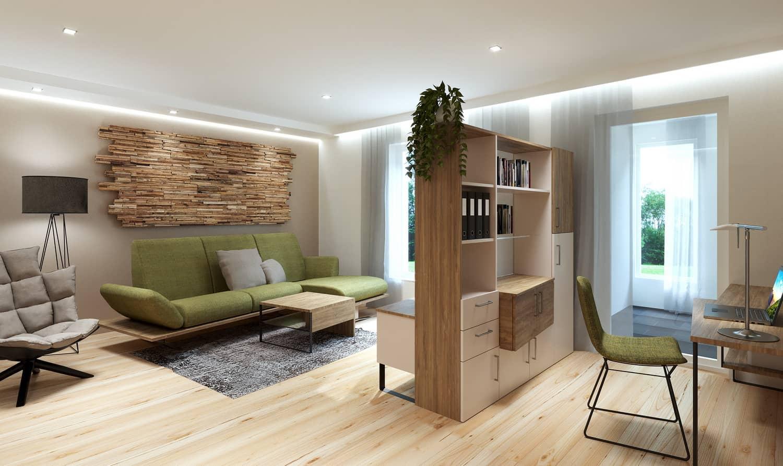 Wohnzimmerplanung Tischlerei Innenarchitektur Wagenleitner